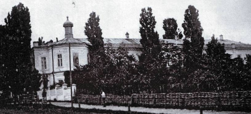 Корочанская Александровская мужская гимназия