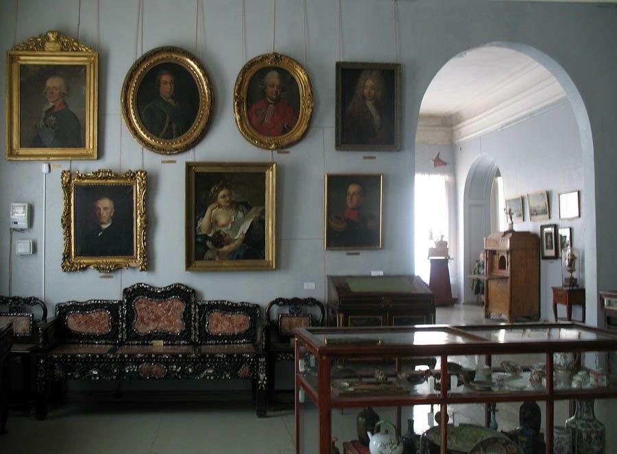 Историко-художественный музей в Моршанске
