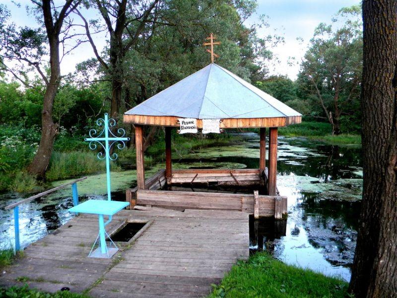 Храм-часовня преподобного Сергия Радонежского в Мазикино