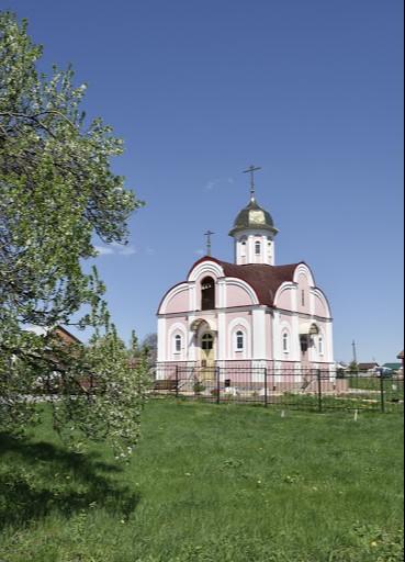 Храм святого пророка Иоанна Предтечи в Мелихово