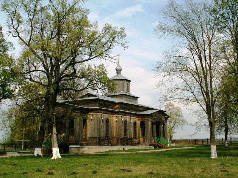 Храм святого Илии Пророка в Самойловке