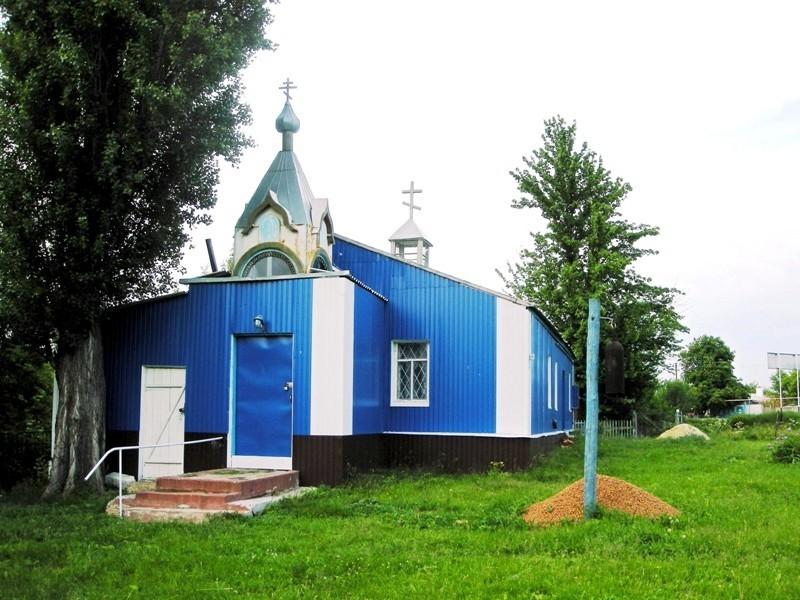 Храм Рождества Христова в Шеино