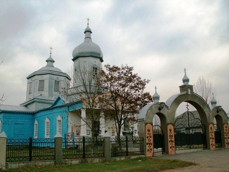 Храм Рождества Христова в Горках