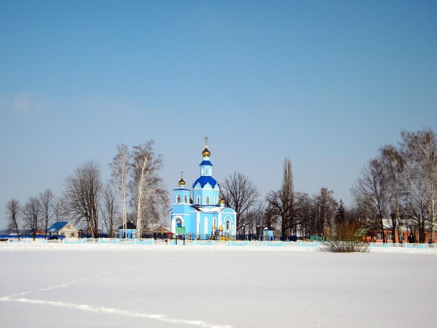 Храм Покрова Пресвятой Богородицы в Сетище