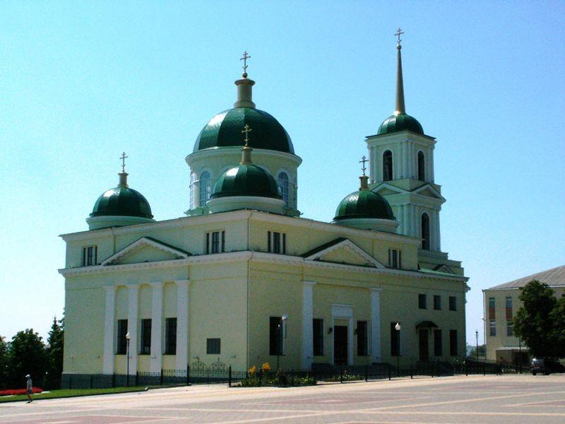 Собор Покрова Пресвятой Богородицы в Бирюче