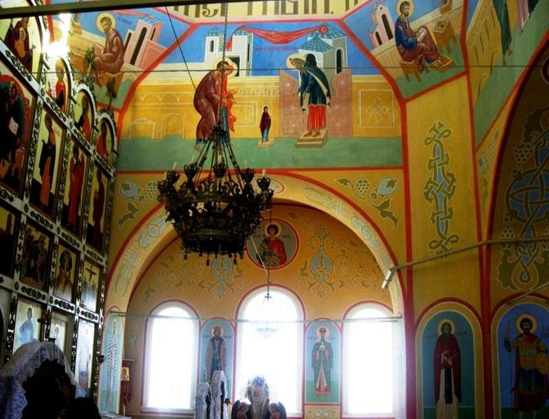Храм святого великомученика Димитрия Солунского в Казацком