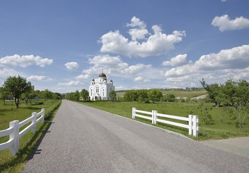 Храм преподобного Сергия Радонежского в Малобыково