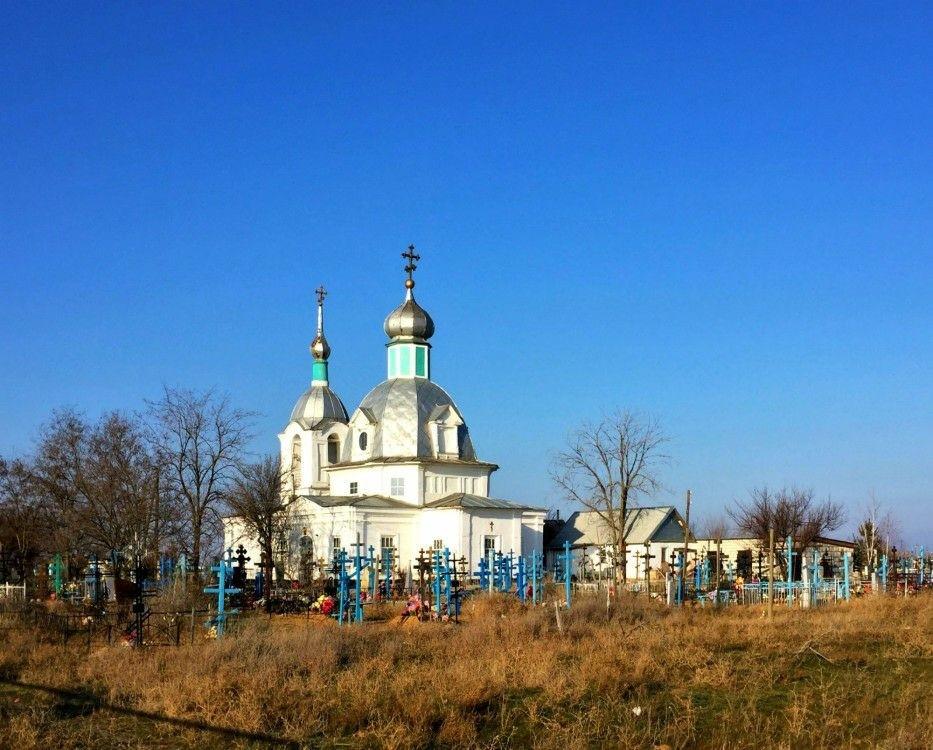 Церковь Петра и Павла в Чёрном Яре
