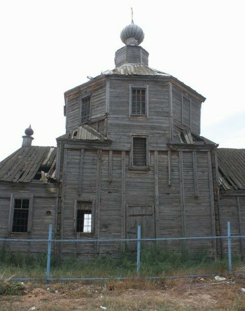 Церковь Покрова Пресвятой Богородицы в Ивано-Николаевке