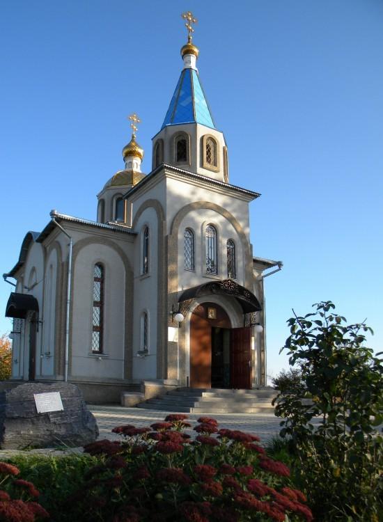 Храм святого равноапостольного князя Владимира в Вязовом