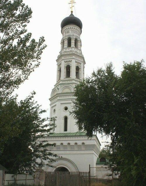 Благовещенский женский монастырь в Астрахани