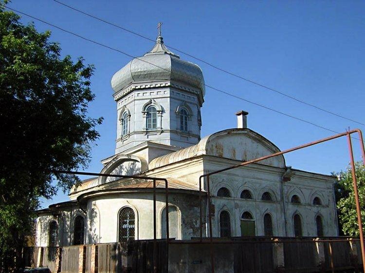 Церковь Покрова Пресвятой Богородицы в Астрахани