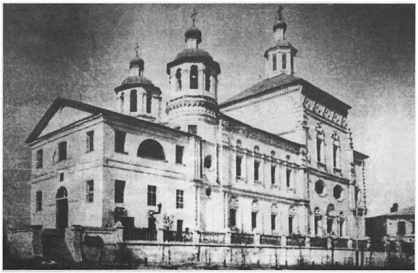 Церковь Рождества Пресвятой Богородицы в Астрахани