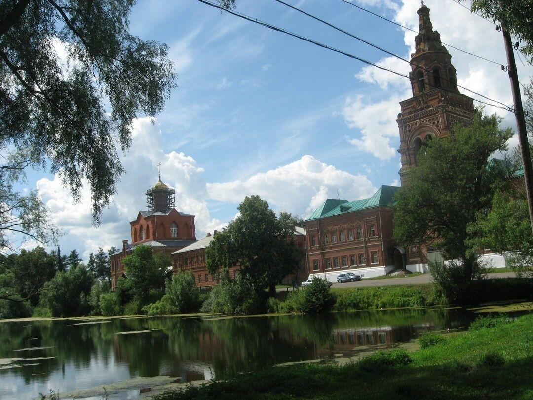 Серафимо-Понетаевский монастырь