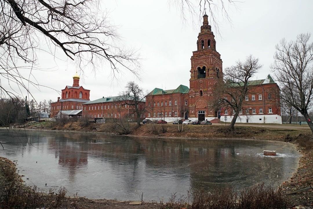 Церковь Сергия Радонежского Серафимо-Понетаевского монастыря
