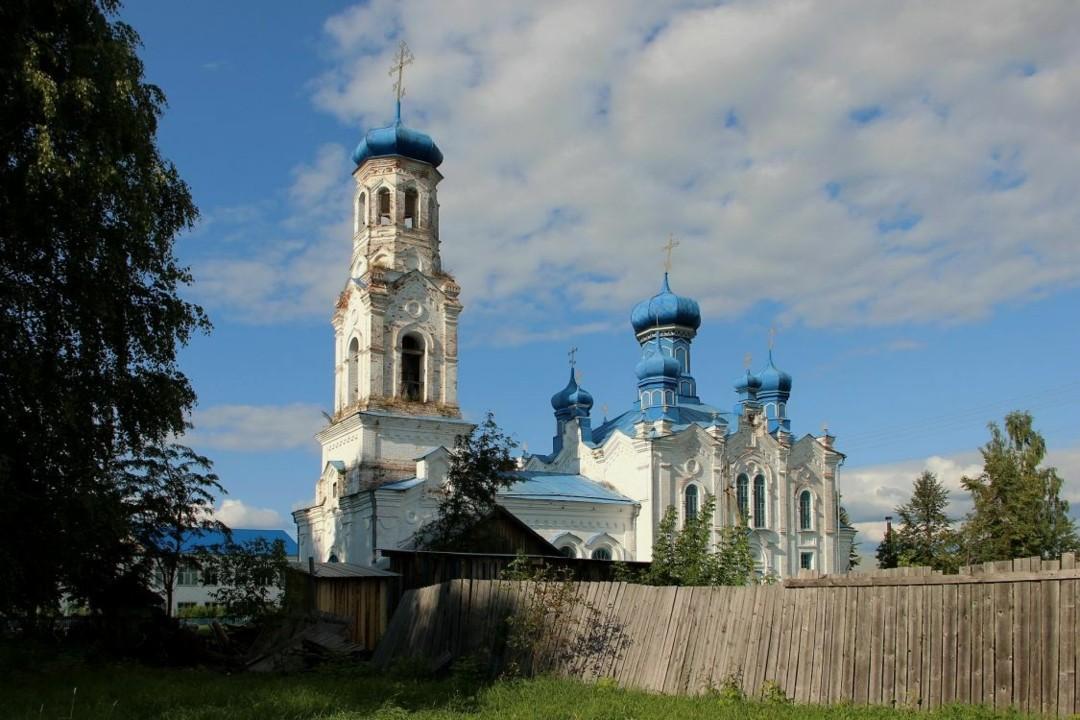 Церковь Николая Чудотворца в Большом Устинском