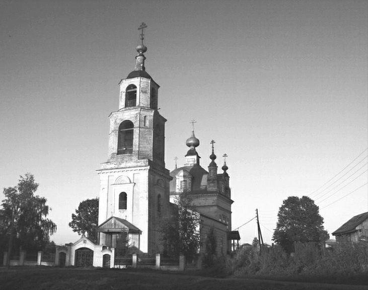 Церковь Рождества Христова в Красном Ватрасе