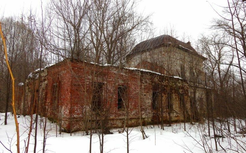 Церковь Рождества Пресвятой Богородицы в Якунькино