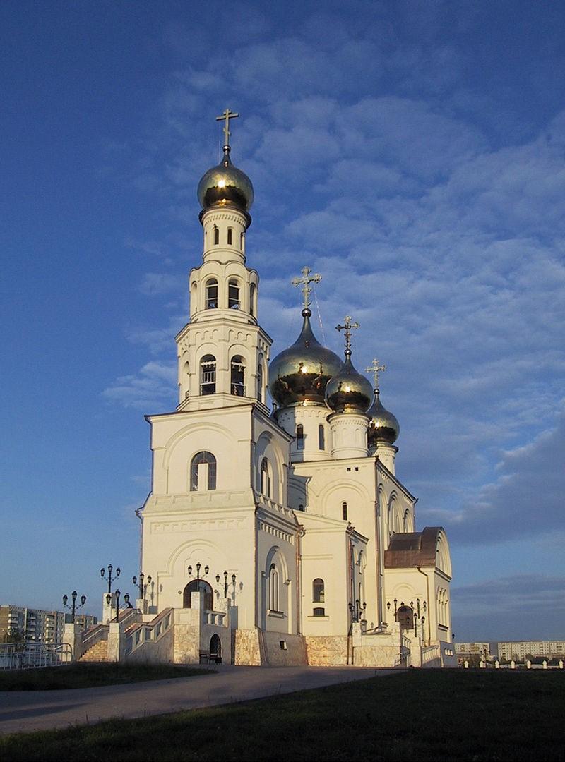 Спасо-Преображенский собор (Абакан)
