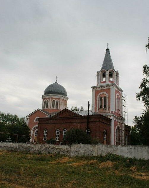 Церковь Всех Святых в Починках