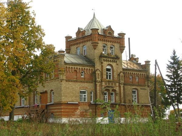 Усадьба И. Т. Викторова «Дворец для любимой» в Сафроновке
