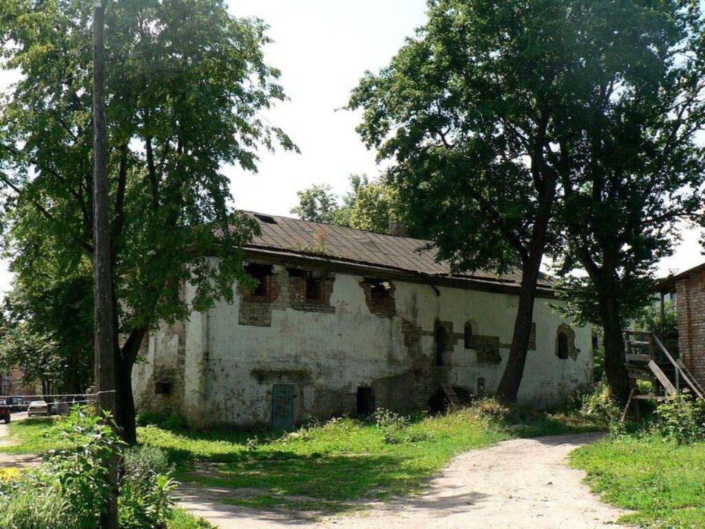 Дом Марины Мнишек