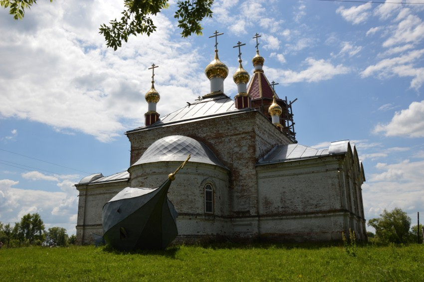 Храм святого великомученика Георгия Победоносца в Малом Солдатском
