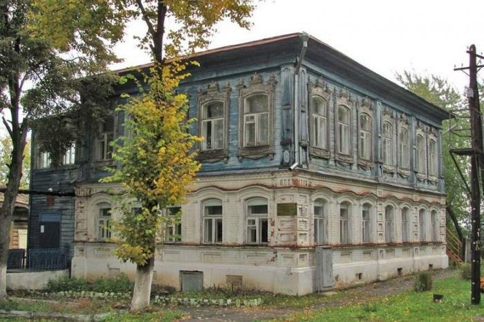 Краеведческий музей в Горбатове