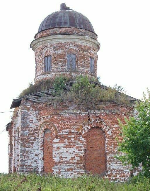 Церковь Иверской иконы Божией Матери в Дубенщино