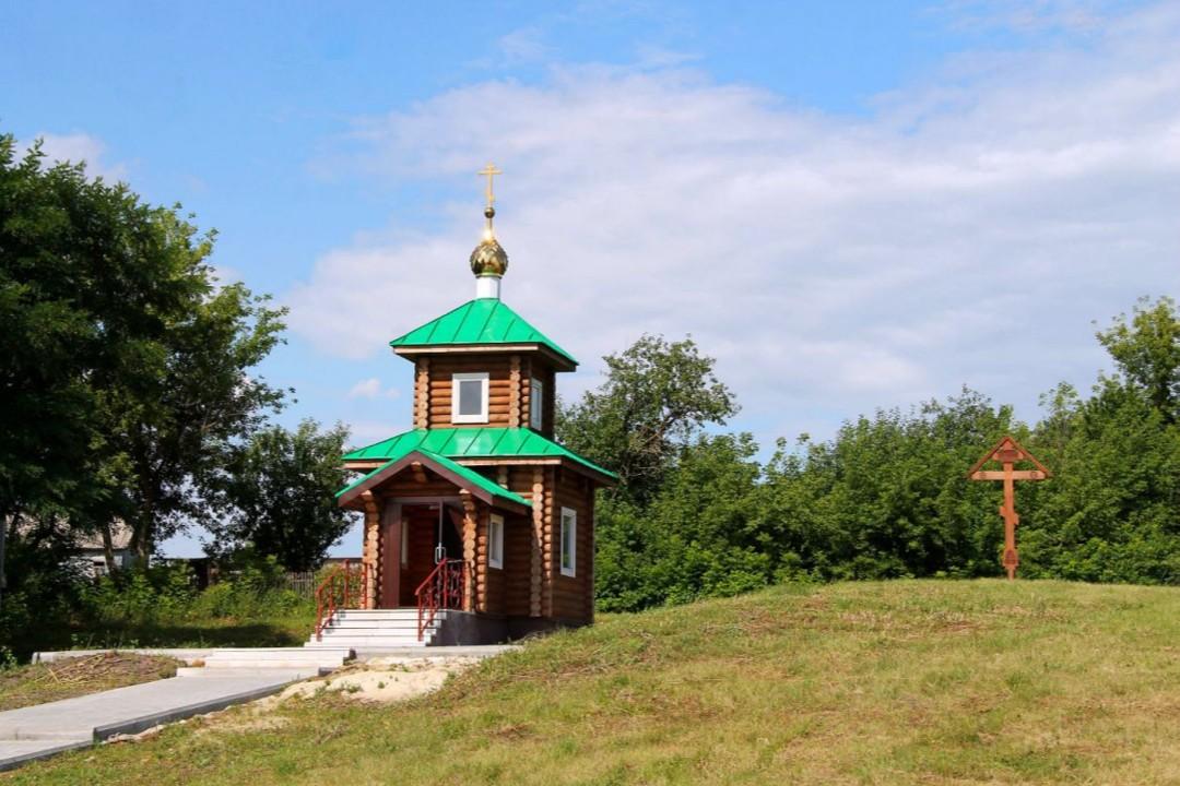 Часовня Матроны Московской в Рындино