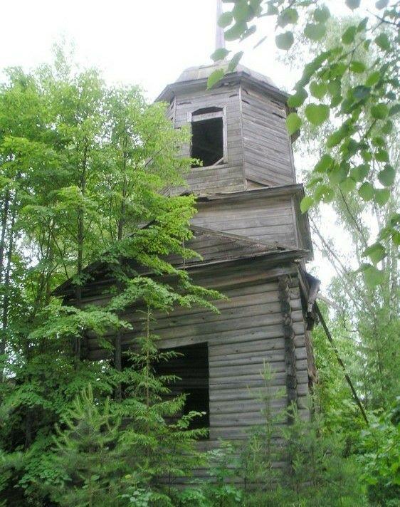 Церковь Николая Чудотворца в Содомово