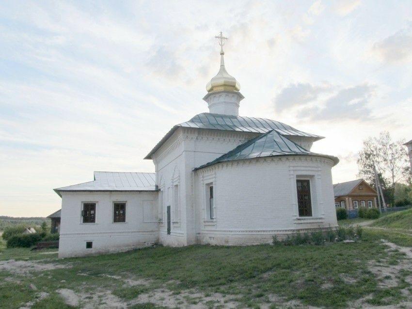Церковь Спаса Нерукотворного Образа в Белбаже