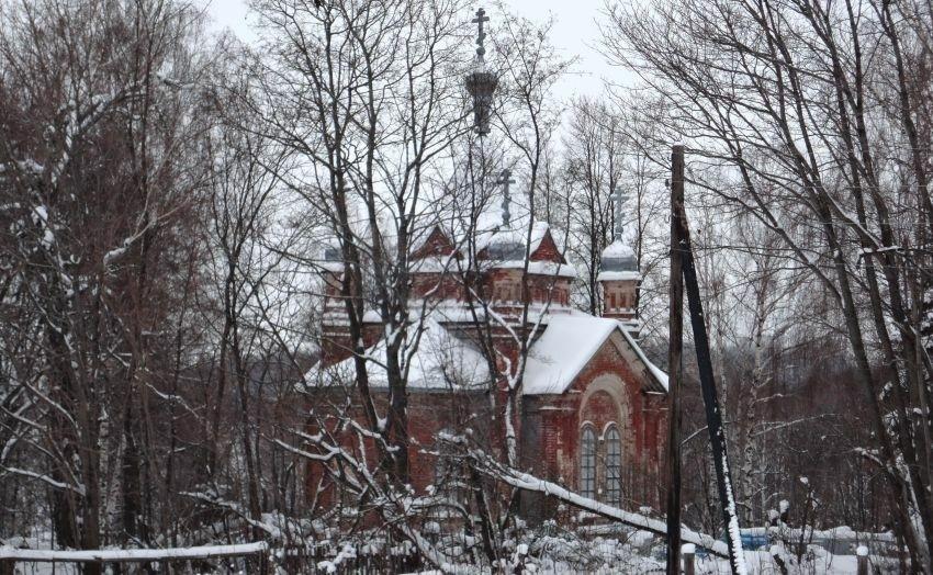 Церковь Рождества Иоанна Предтечи в Островском