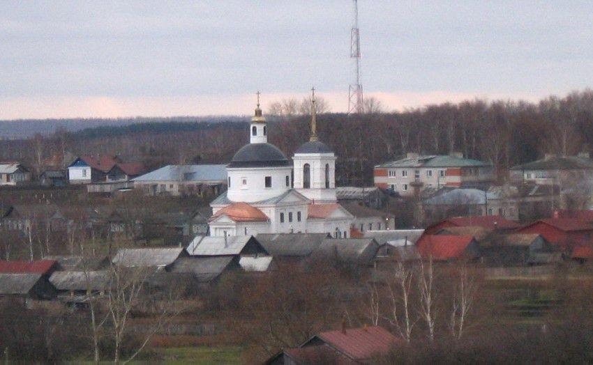 Церковь Вознесения Господня в Ореховце