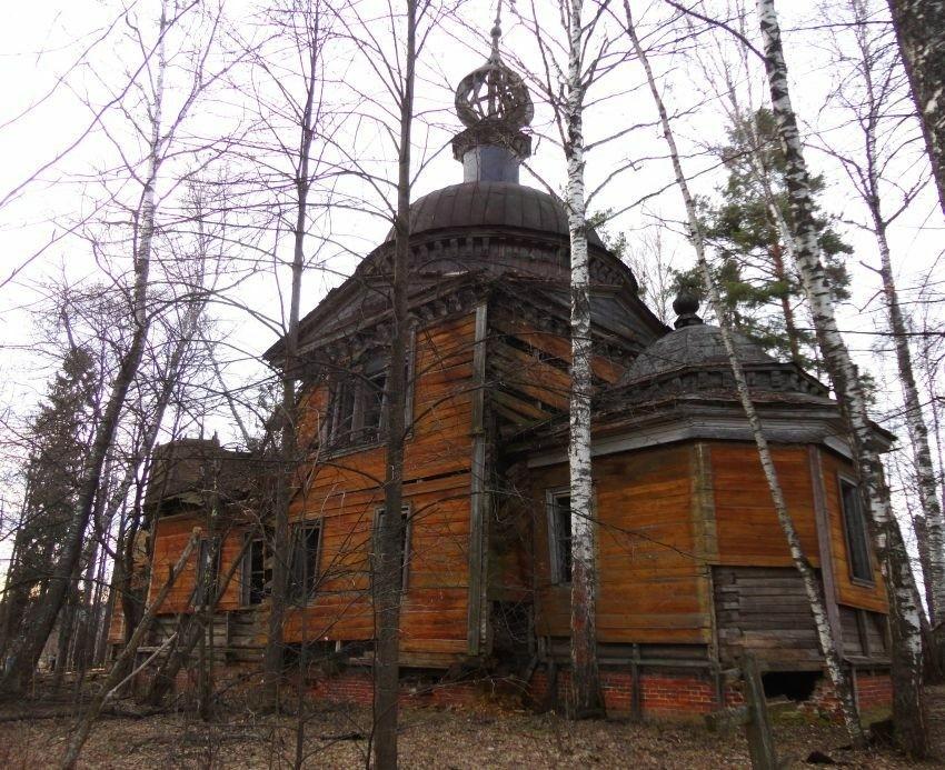 Церковь Николая Чудотворца в Богомолово