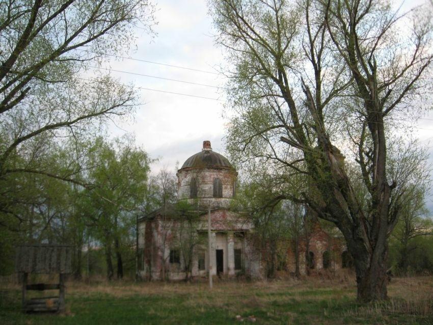 Церковь Параскевы Пятницы в Невадьево