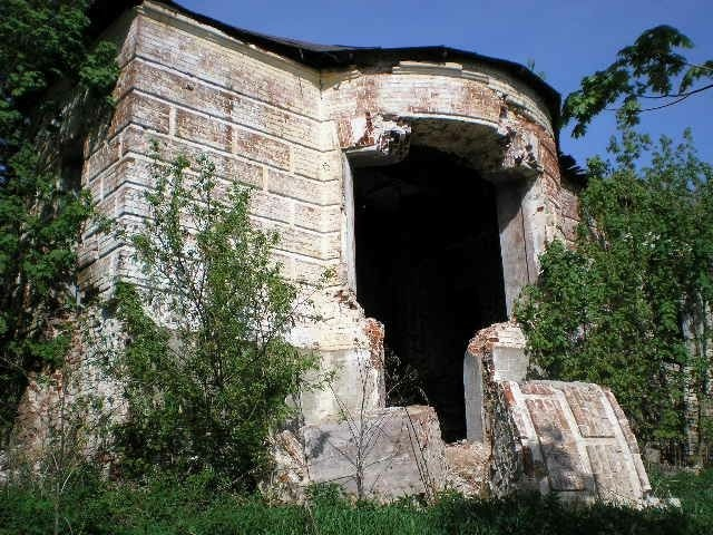 Церковь Спаса Нерукотворного Образа в Митино