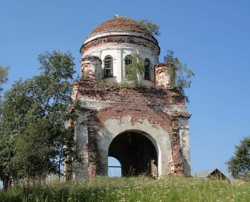 Церковь Макария Унженского и Желтоводского в Макарие