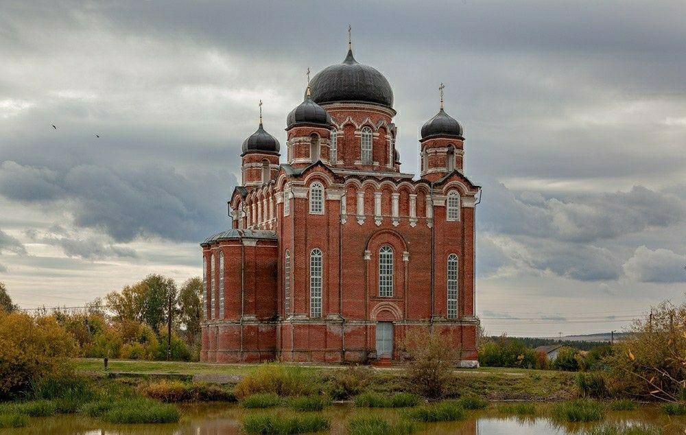 Церковь Николая Чудотворца в Уварово