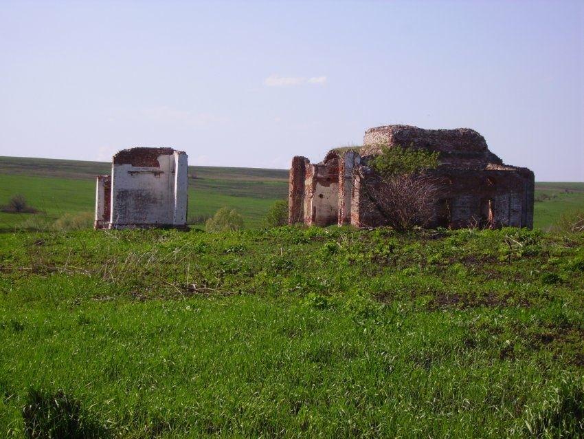 Церковь Успения Пресвятой Богородицы в Еделево