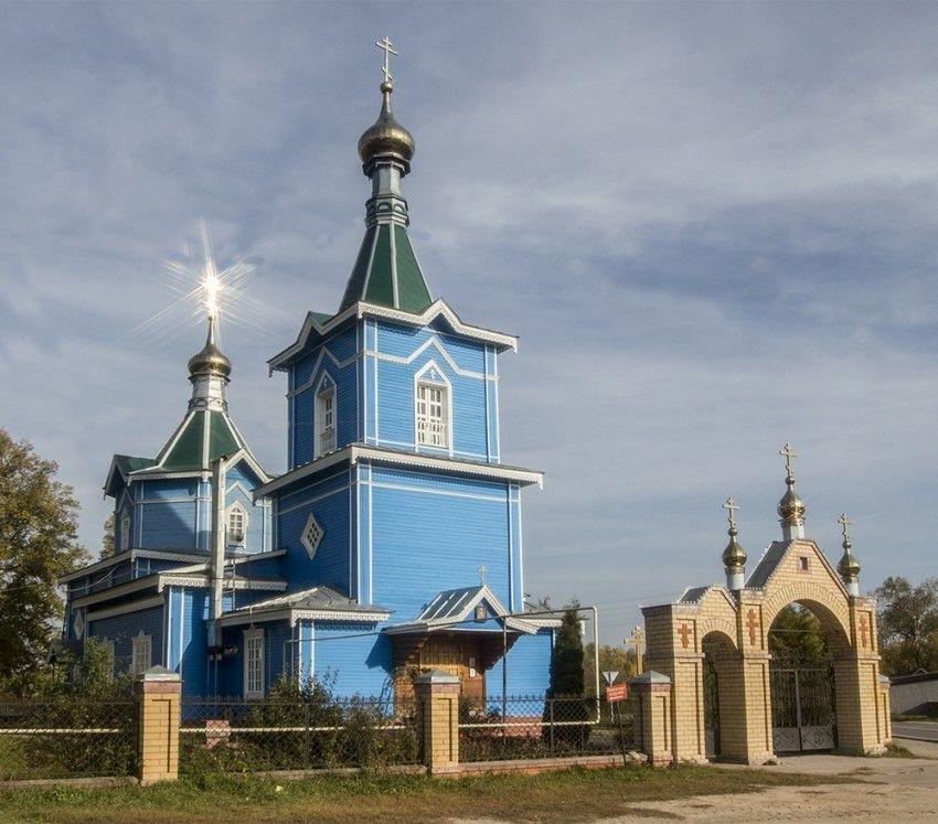 Церковь Параскевы Пятницы в Ямново