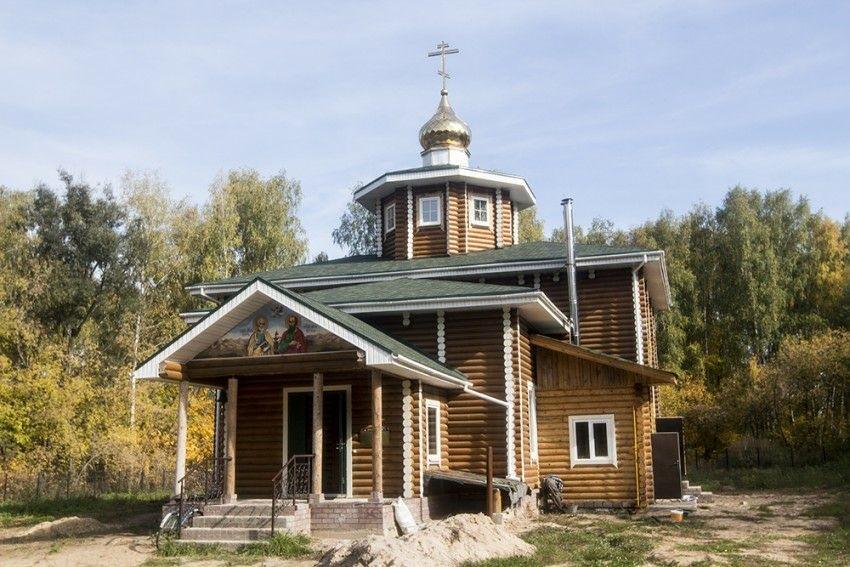 Церковь Петра и Павла в Редькино