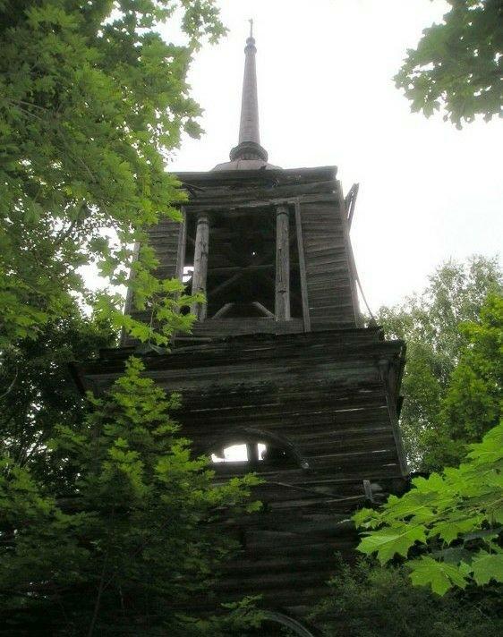 Церковь Иверской иконы Божией Матери в Межуйках