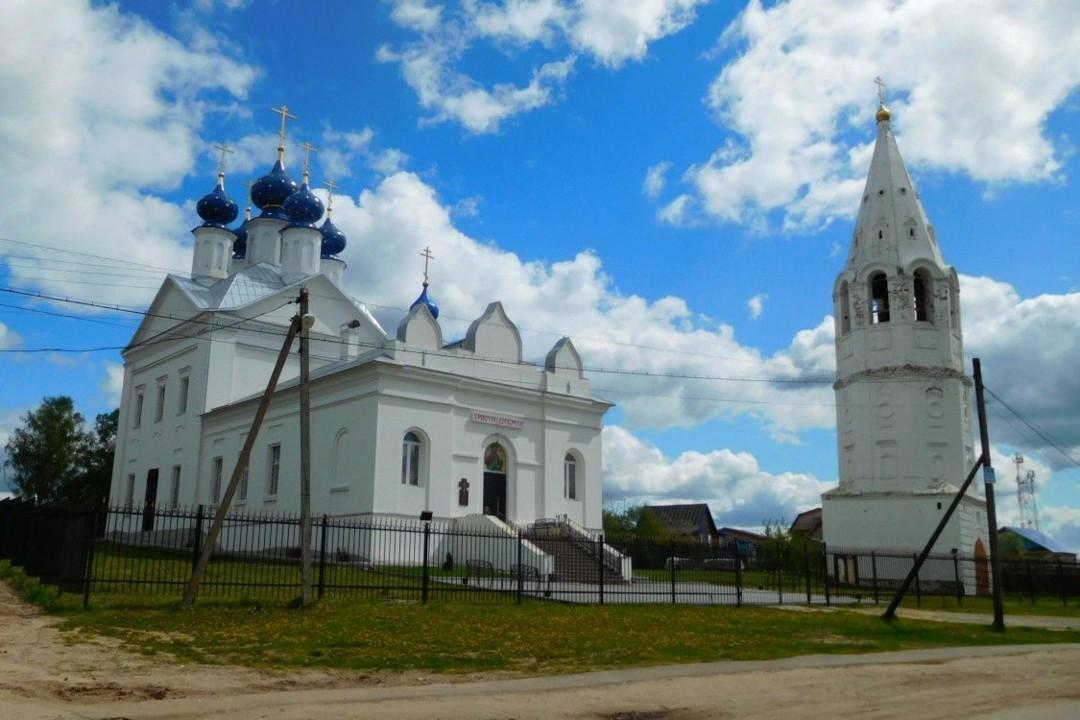 Церковь Софии, Премудрости Божией в Каменках