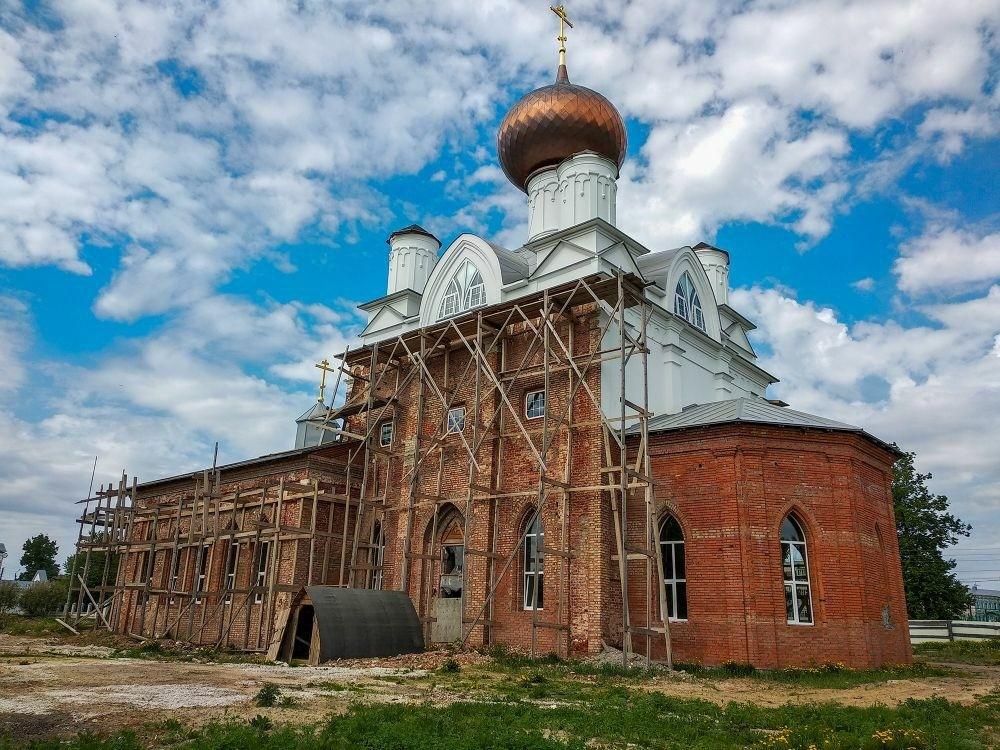 Церковь Успения Пресвятой Богородицы в Богородске