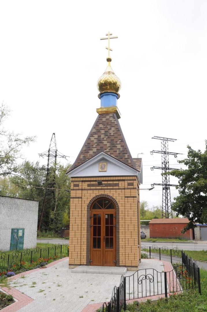 """Часовня иконы Божией Матери """"Неопалимая купина"""" в Курске"""