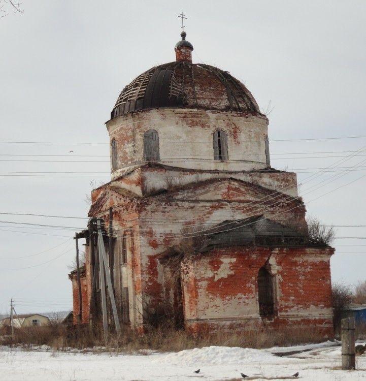 Церковь Вознесения Господня в Виняево