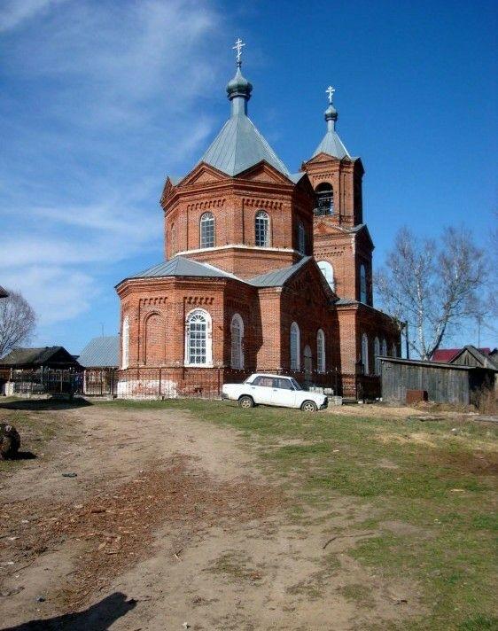 Церковь Михаила Архангела в Туркушах