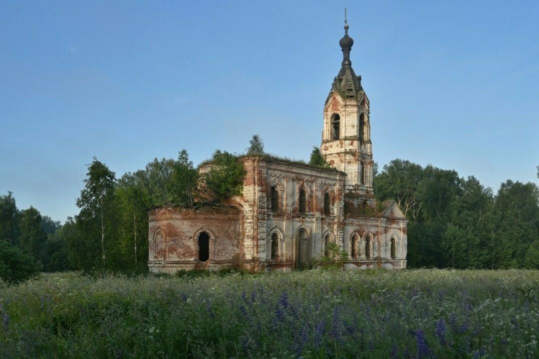 Церковь Казанской иконы Божией Матери в Каркалее