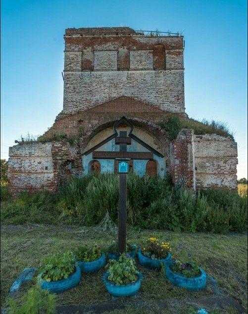 Церковь Иоанна Богослова во Фроловском